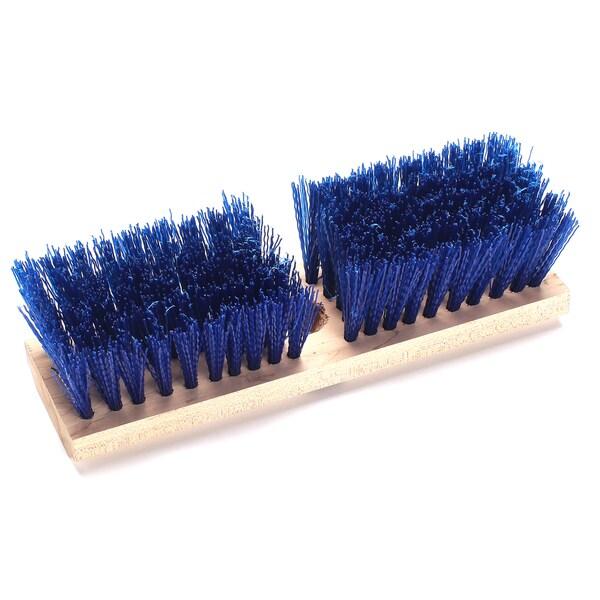 "Harper NBID-0006 10"" Deck Scrub Brush"