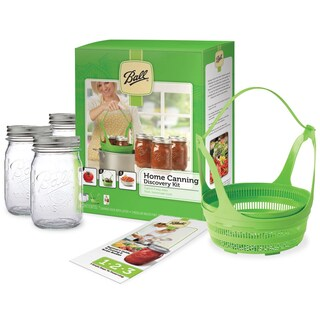 Ball 10790 Home Canning Discovery Kit