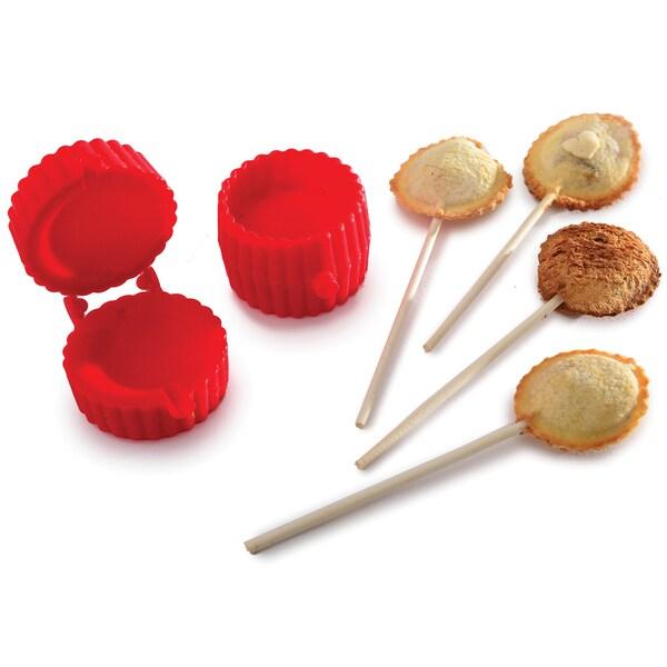 Norpro 3244 Red Plastic Pie Pop Stick Set 2-count