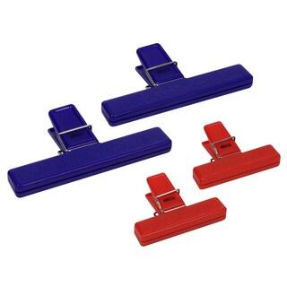 Ekco 1094977 4 Piece Assorted Bag Clip Set