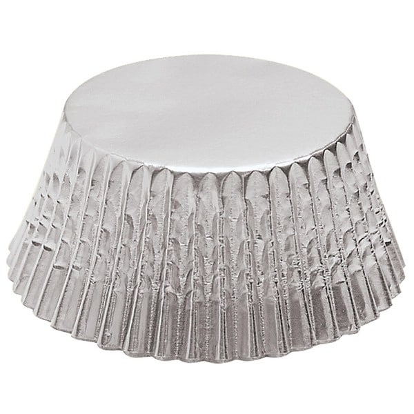 Fox Run 4915 32-count Silver Standard Baking Cups