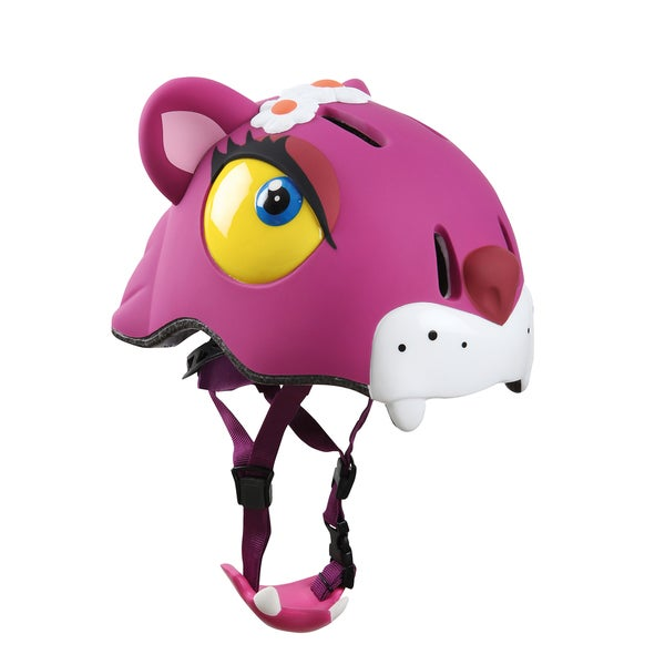 Crazy Safety Kids' Cheshire Cat Bike Helmet