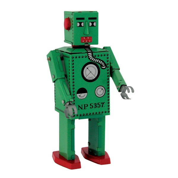 Schylling Lilliput 6.5-inch Wind-up Robot 20262526