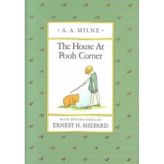 The House at Pooh Corner (Hardcover)