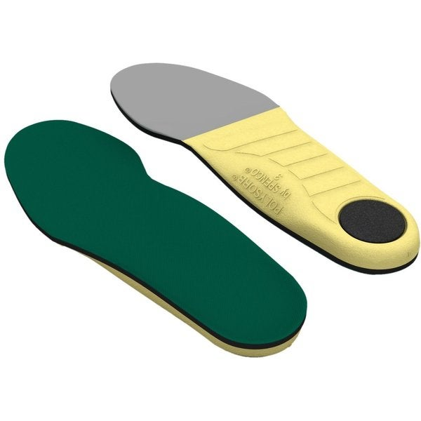 Spenco PolySorb Cross Trainer Replacement Insoles