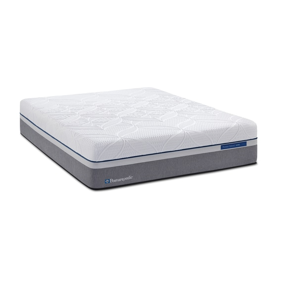 Sealy Posturepedic Hybrid Copper Plush King-size Mattress Set