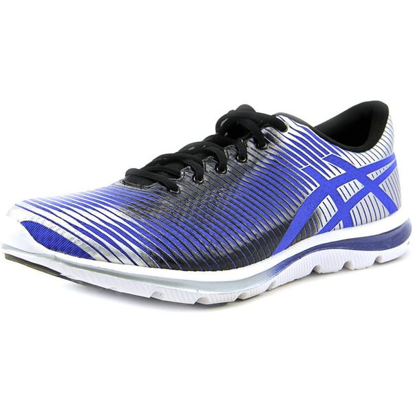 Asics Men's Gel-Super J33 Blue Mesh Athletic Shoes