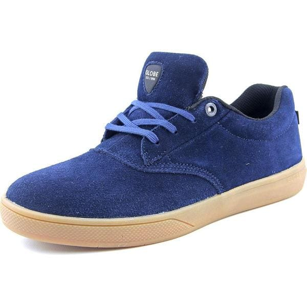Globe Men's 'The Eagle SG' Regular Blue Suede Athletic Shoes