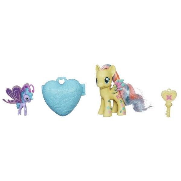 My Little Pony Friendship is Magic Cutie Mark Magic Fluttershy & Sea Breezie Figures (Pack of 2)