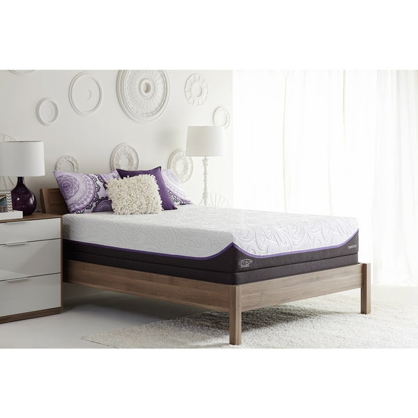 Optimum by Sealy Posturepedic Inspiration Gold Plush King-size Mattress Set