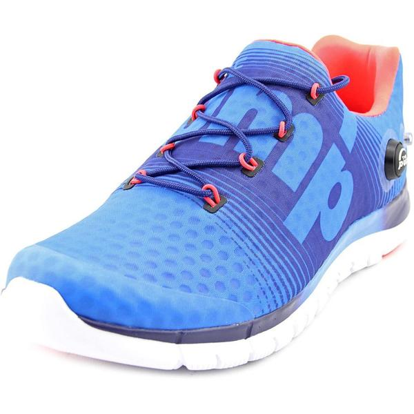 Reebok Men's 'ZPump Fusion' Mesh Athletic Shoes