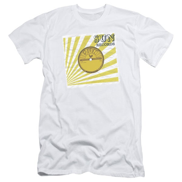 Sun/Fourty Five Short Sleeve Adult T-Shirt 30/1 in White