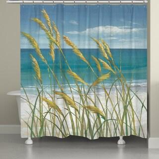 Laural Home Ocean Breeze Shower Curtain