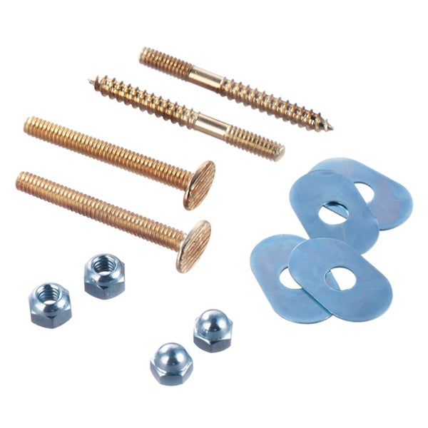 Plumb Craft Waxman 7641900T Toilet Bolt & Screw Set