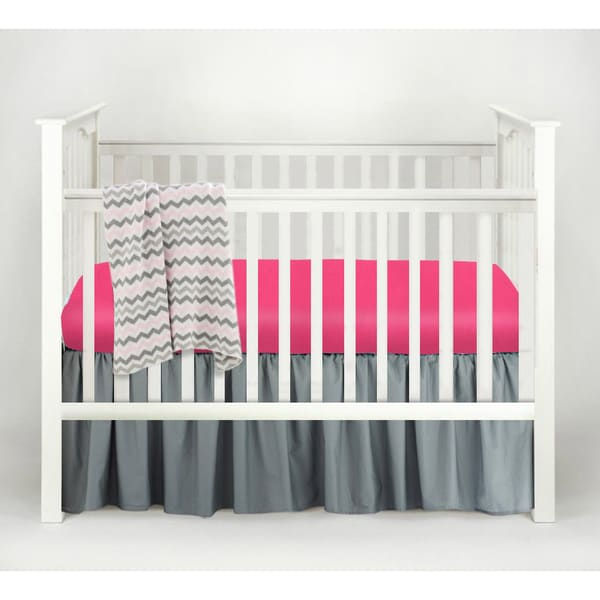 American Baby Company POP! 6-piece Crib Bedding Set
