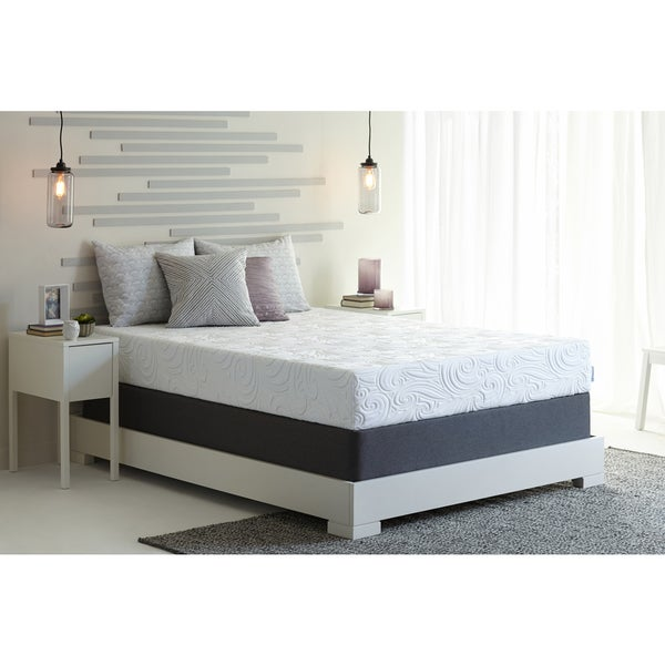 Optimum by Sealy Posturepedic Destiny Gold Firm California King-size Mattress Set