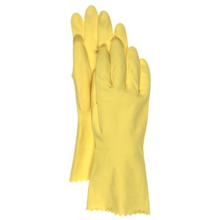 Boss Gloves 958J Extra Large Flock Lined Latex Gloves