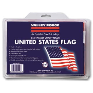 Valley Forge USPN-1 Nylon Replacement Flag American