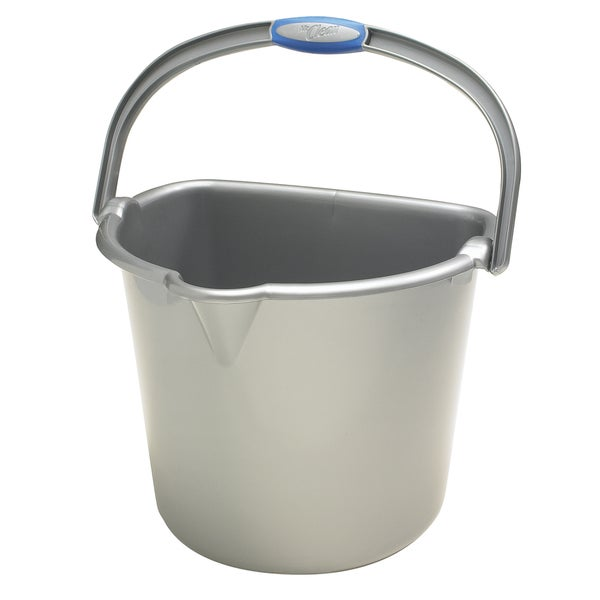 Mr Clean 442440 18 Quart Mr. Clean Flat Back Bucket