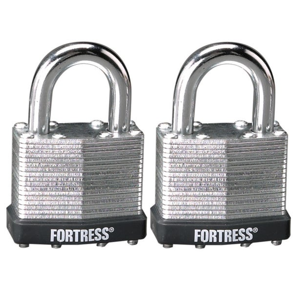 Fortress 1803T Laminated Steel Padlock