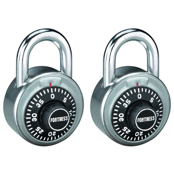Fortress 1850T Combination Padlock