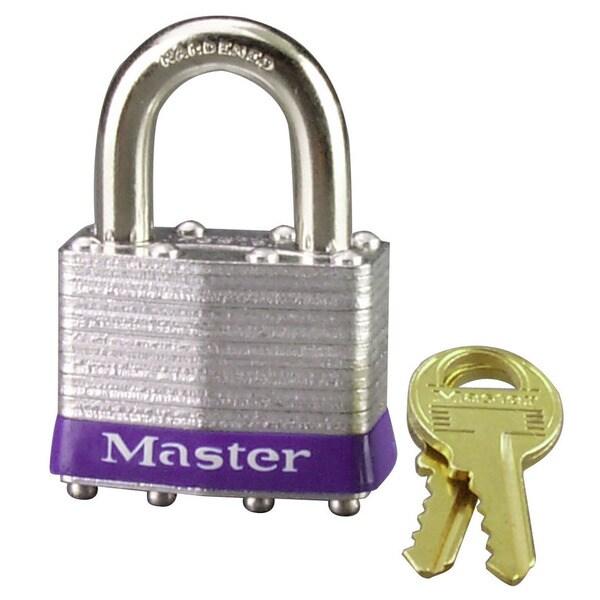 Master Lock 1D No. 1 Laminated Padlock