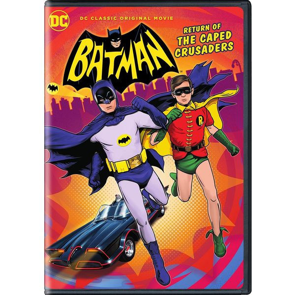 Batman: Return of The Caped Crusaders (DVD) 20283370