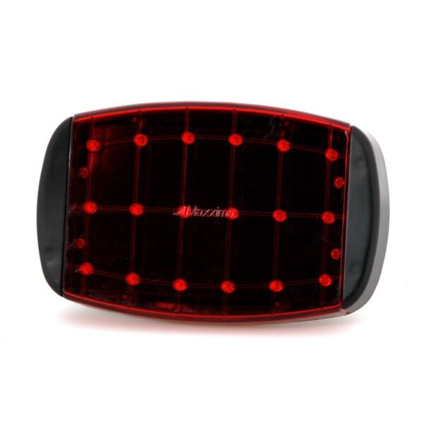 Maxxima Red Plastic 18-LED Emergency Flasher Light