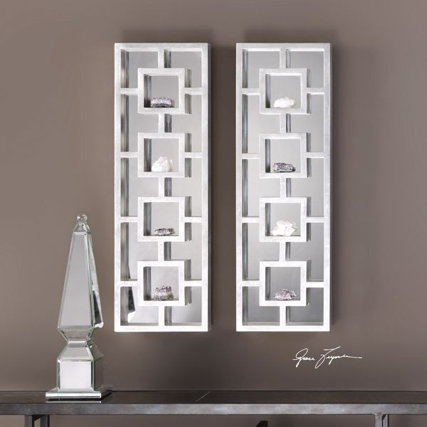 Lyndon Mirrored Shadow Box (Set of 2)