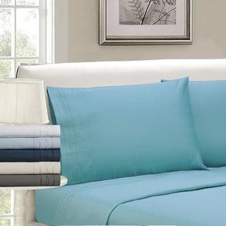 Superior 1000 Thread Count 100% Premium Egyptian Cotton Embroidered Sheet Set