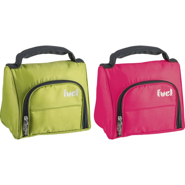 Trudeau 33508908 Trapeze Insulated Lunch Bag Assorted Colors