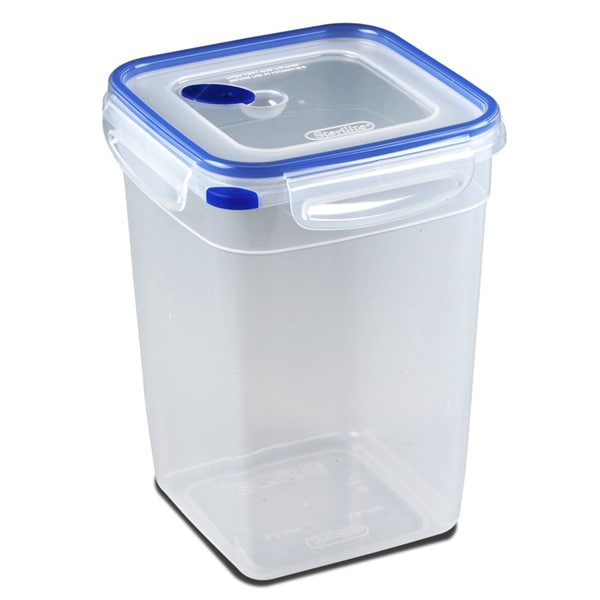 Sterilite 03344706 16.5 Cups Square Ultra-Seal Container