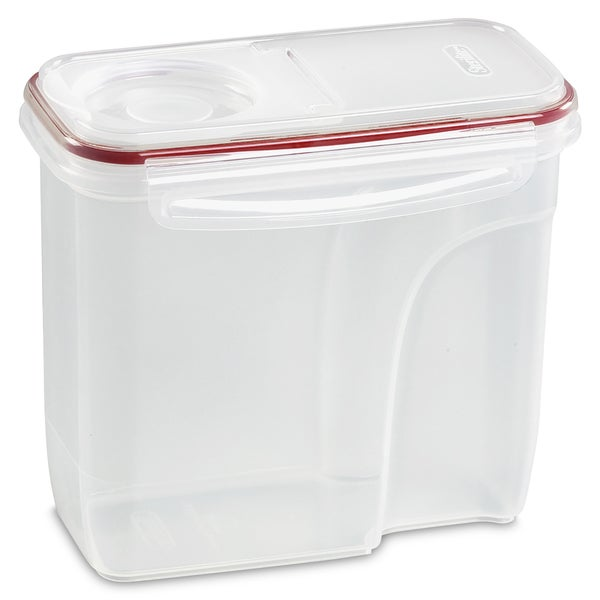 Sterilite 03166606 16 Cup Clear UltraSeal Food Container 20300600