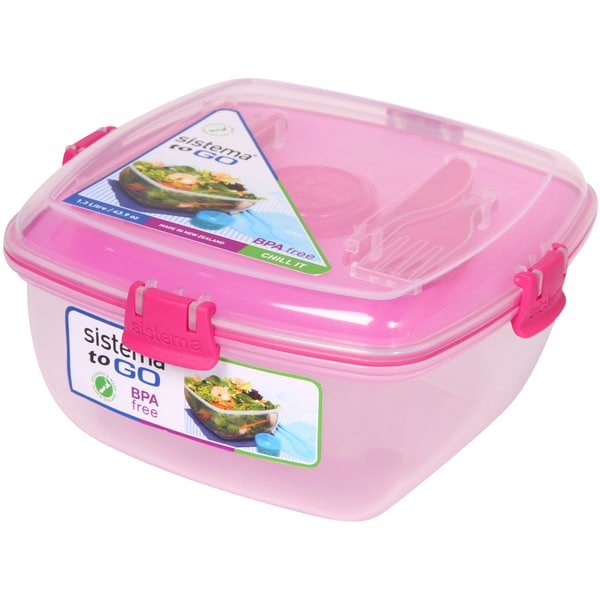 Sistema 21377 Klip It Chill It To Go Container