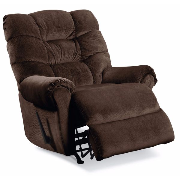 Lane Furniture Chocolate Zip Recliner