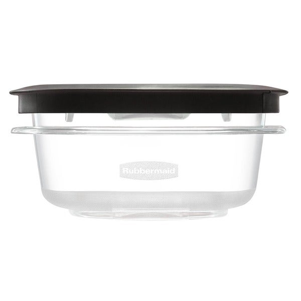 Rubbermaid 7H74TRCHILI 1-1/4 Cup Premier Food Storage Container 20306307