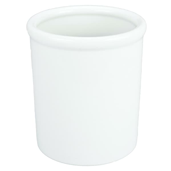 Bia Cordon Bleu Inc 900028 60 Oz White Utensil Holder