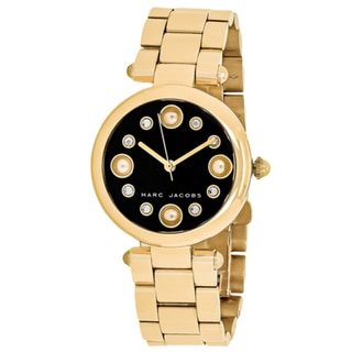 Marc Jacobs Women's MJ3486 Dotty Black Watch