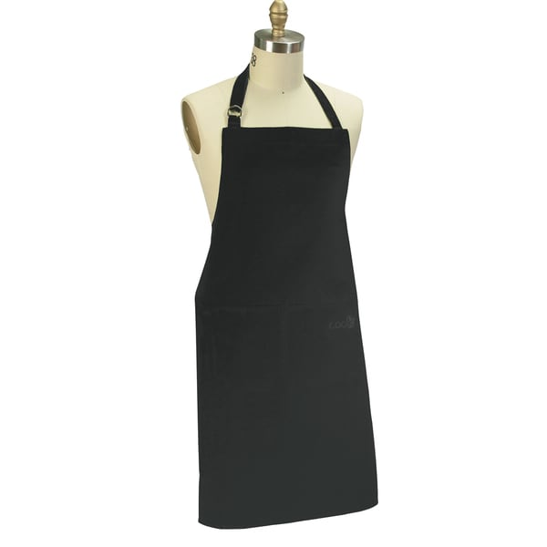 Kay Dee R0781 Solid Black Apron