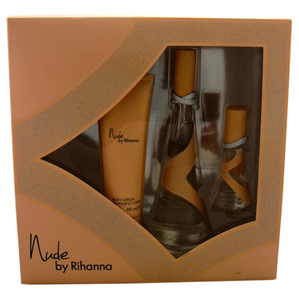 Rihanna Nude Women's 3-piece Gift Set 20338867
