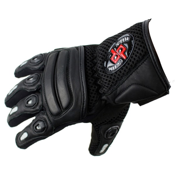 Perrini Pro Biker Bike Motorcycle Racing Motorbike Riding Genuine Leather All-size Racing Gloves 20352049