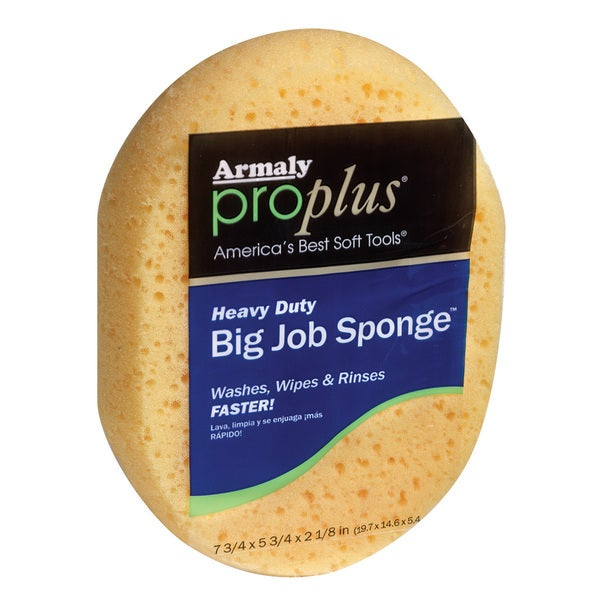Armaly Brands 00006 Oval ProPlus Big Job Utility Sponge