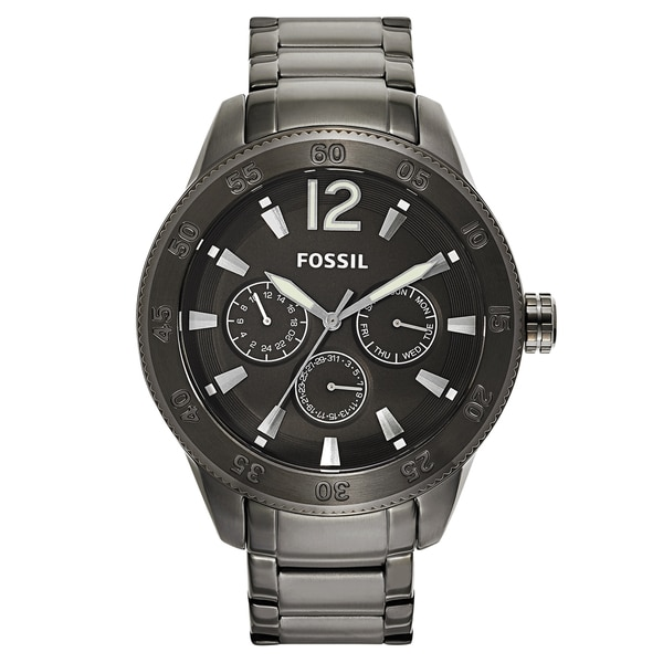 Fossil Grey Stainless Steel Watch