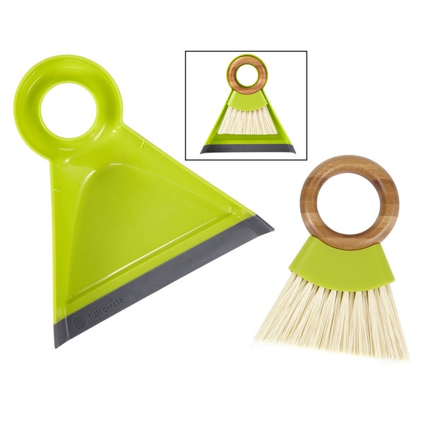 Full Circle FC14608 Tiny Team Brush & Dustpan