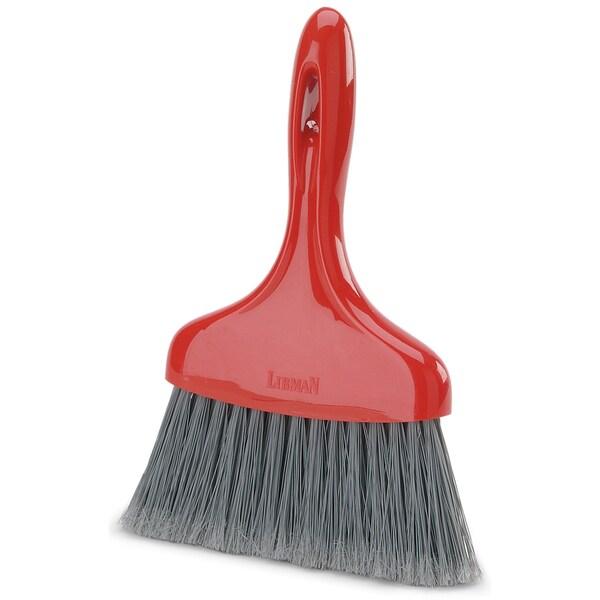 Libman 00907 Red & Black Whisk Broom