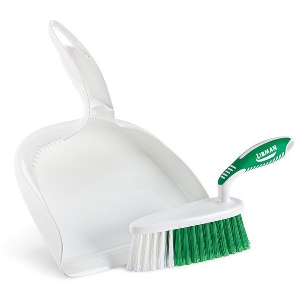 Libman 95 Dust Pan & Brush Set