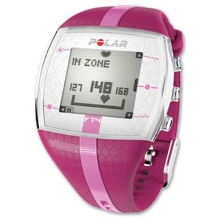 Polar FT4F Purple/Pink Heart Rate Monitor