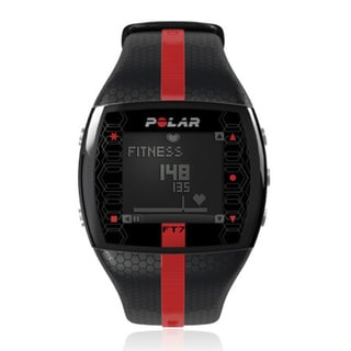 Polar FT7M Black/Red Heart Rate Monitor
