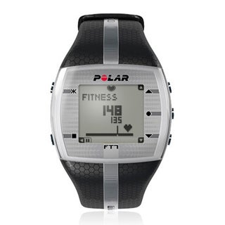 Polar FT7M Black and Silver Fitness Monitor