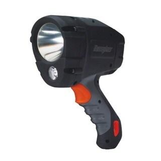 Energizer Black ABS Steel/Rubber Hard Case 150/500 Lumen Professional LED Spotlight